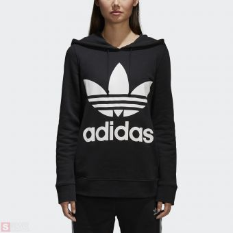 store new high quality super cheap adidas TREFOIL HOODIE CE2408 > Ladies wear ::