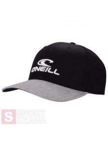 Oneill Black Out Corp Curved Peak Flexfit Cap 7P41409010