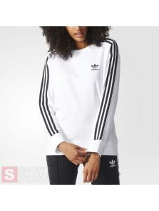 adidas 3 STRIPES A-LINE SWEATSHIRT BJ8193