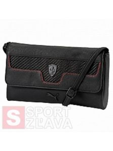 Ferrari LS Small Satchel Black 07420601
