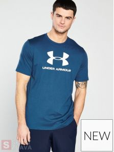 Under Armour Sportstyle Mens T-Shirt 1329590-437
