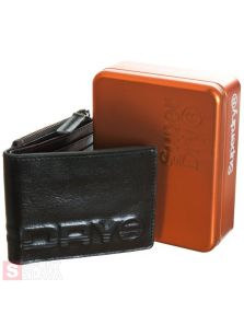 Superdry Profile Leather Wallet In A Tin M9800011A-02A