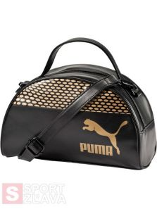 Puma Mini Grip Bag GOLD 07433101