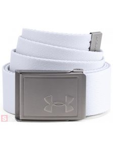 Under Armour Mens Webbing 2.0 Belt 1305487-100