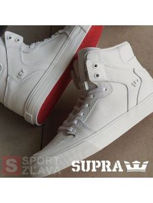 Supra VAIDER WHITE RED 8201-149