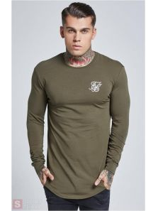 SIKSILK LONG SLEEVE GYM SS11223