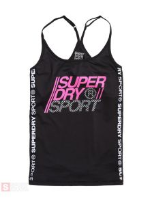 SUPERDRY Core Strappy Vest Top GS3125AT-02A