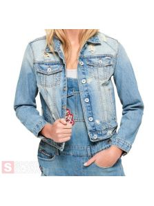 Dámska bunda SUPERDRY GIRLFRIEND JACKET G50001FQMW1