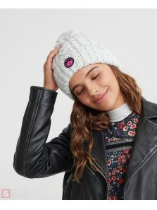 Superdry Gracie Cable Beanie W9000003A-JBY