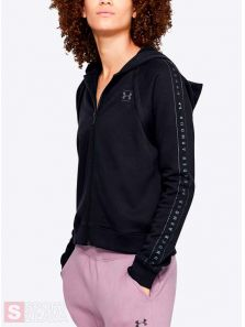 Under Armour Rival Fleece FZ-BLK 1328836-001