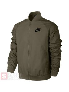 Nike Bomber Jacket In Black 832224-222